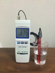水道水の酸化力