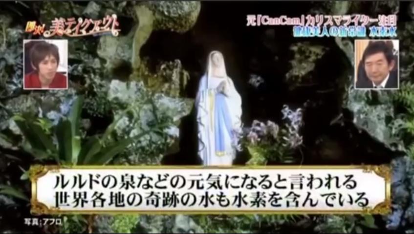 即決!美テイクアウト-TBS ルルドの泉