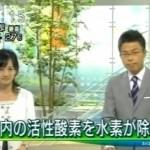 水素についての報道 / おはよう日本(NHK)
